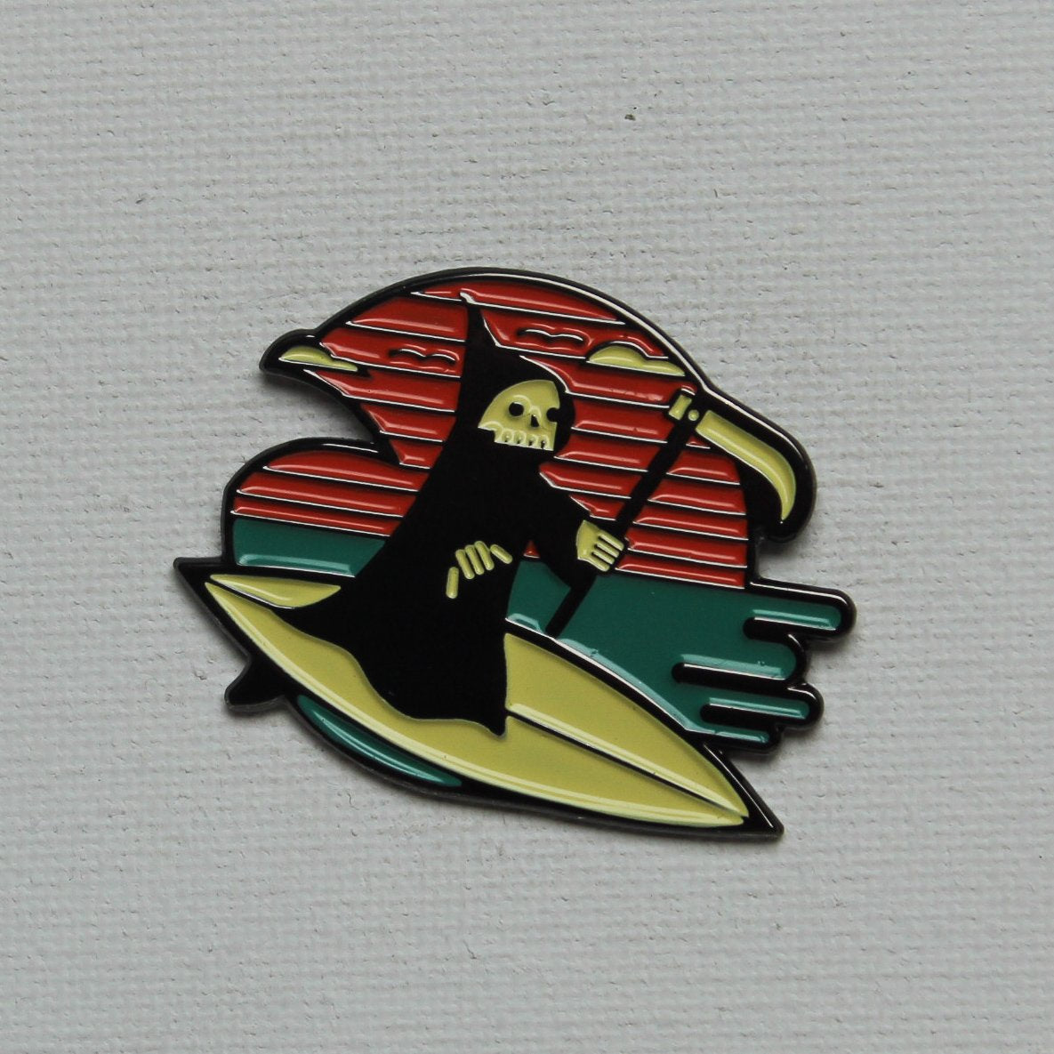 Lost Lust Supply Life's a Beach Pin