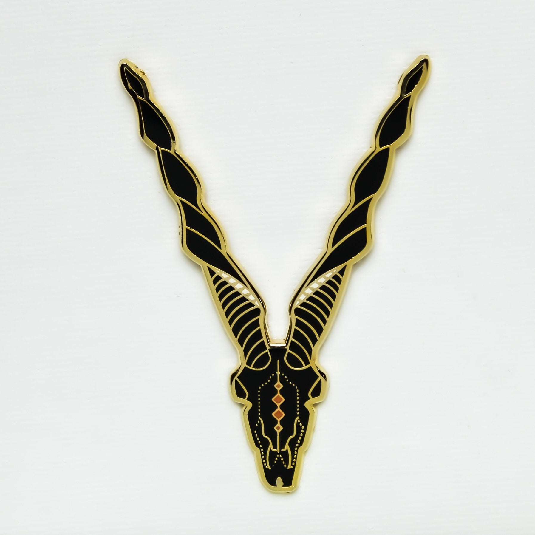 Lost Lust Supply Markhor Pin Dark