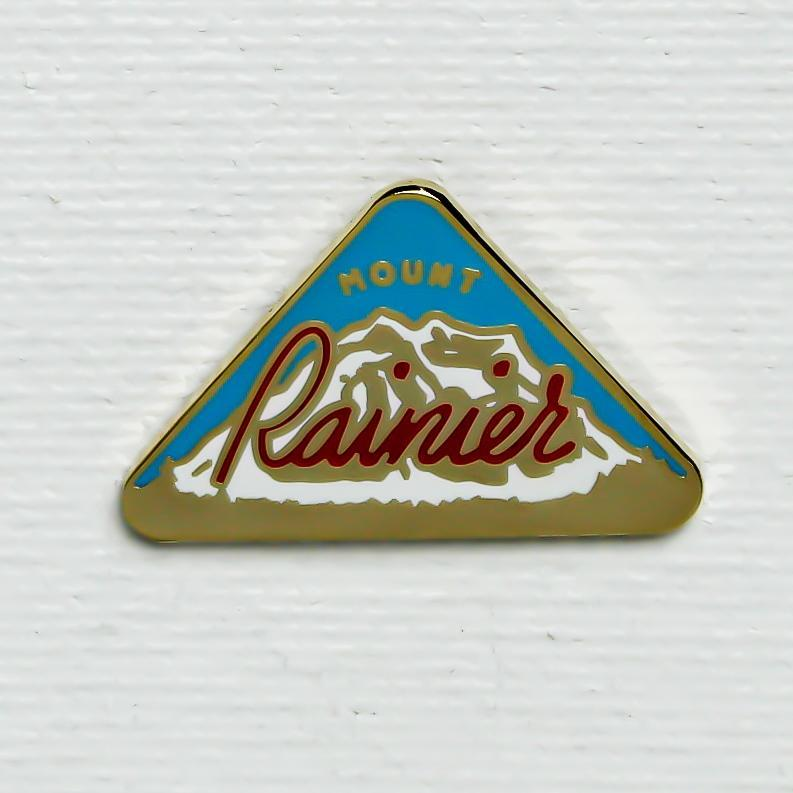 Kimberlin Mount Rainier Pin