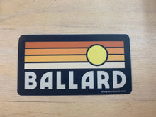 Load image into Gallery viewer, Acme Local Ballard Rectangle Sunrise Sticker