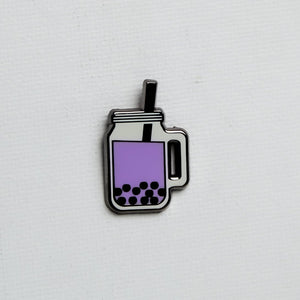 Heroes For Hire Boba Pin Purple