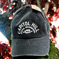 Acme Local Capitol Hill Lat Long Arch Dad Hat