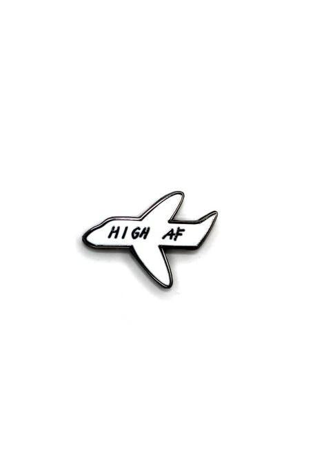 Heroes For Hire High AF Pin