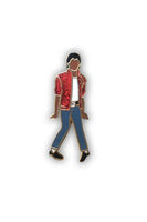 The Found Enamel Pin Michael Jackson