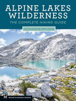 Mountaineers Books Alpine Lakes Wilderness