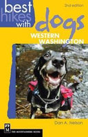 Mountaineers Books Best Hikes With Dogs Western Washington 2nd Edition