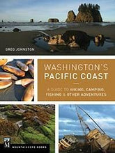 Load image into Gallery viewer, Mountaineers Books Washington's Pacific Coast