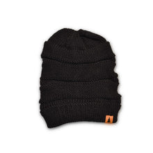 Load image into Gallery viewer, Northwest Vibes Juniper Beanie Black