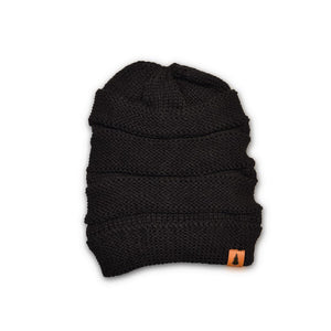 Northwest Vibes Juniper Beanie Black