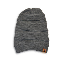 Load image into Gallery viewer, Northwest Vibes Juniper Beanie Charcoal