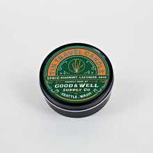 Load image into Gallery viewer, Good and Well Supply Co. 4 oz. Sprig Tin Travel Candle