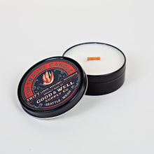 Load image into Gallery viewer, Good and Well Supply Co. 4 oz. Swift Tin Travel Candle