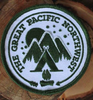 The Great PNW Stay Wild Patch
