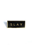 Heroes For Hire Enamel Slay Pin