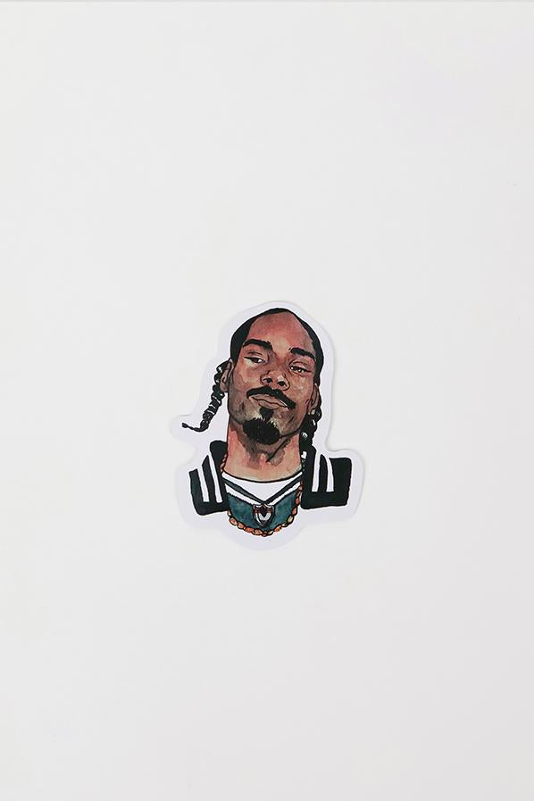 Yea Oh Greetings Snoop Sticker
