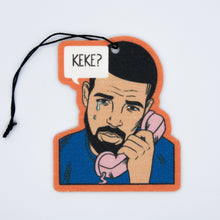 Load image into Gallery viewer, Stickie Bandits Keke Phone Air Freshener