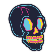 Load image into Gallery viewer, Stickie Bandits Skully Sticker