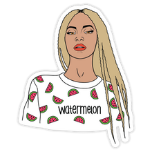 Load image into Gallery viewer, Stickie Bandits Watermelon Sticker