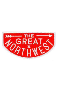 Kimberlin The Great Northwest Patch
