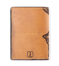 Load image into Gallery viewer, Tactile Craftworks Seattle Map Passport Wallet