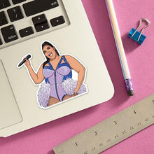 Load image into Gallery viewer, The Found Die Cut Vinyl Sticker Lizzo