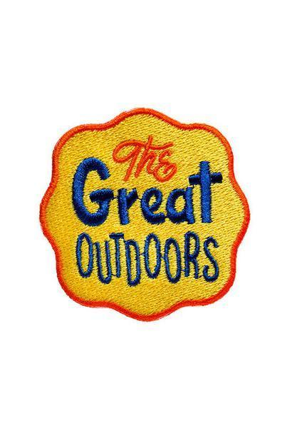 Kimberlin The Great Outdoors Patch