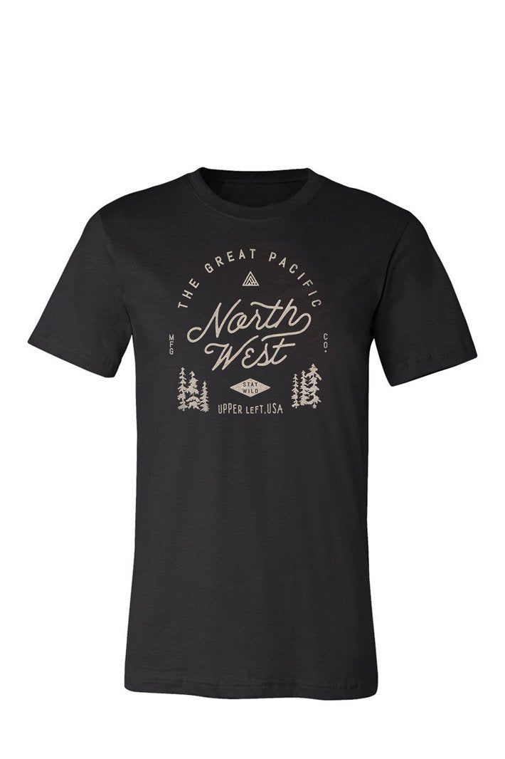 The Great PNW Survey Tee