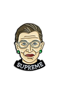 The Found Enamel Pin Ruth Supreme