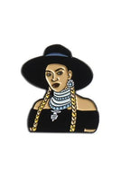 The Found Enamel Pin Beyonce Formation