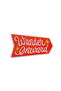 Kimberlin Wander Onward Patch