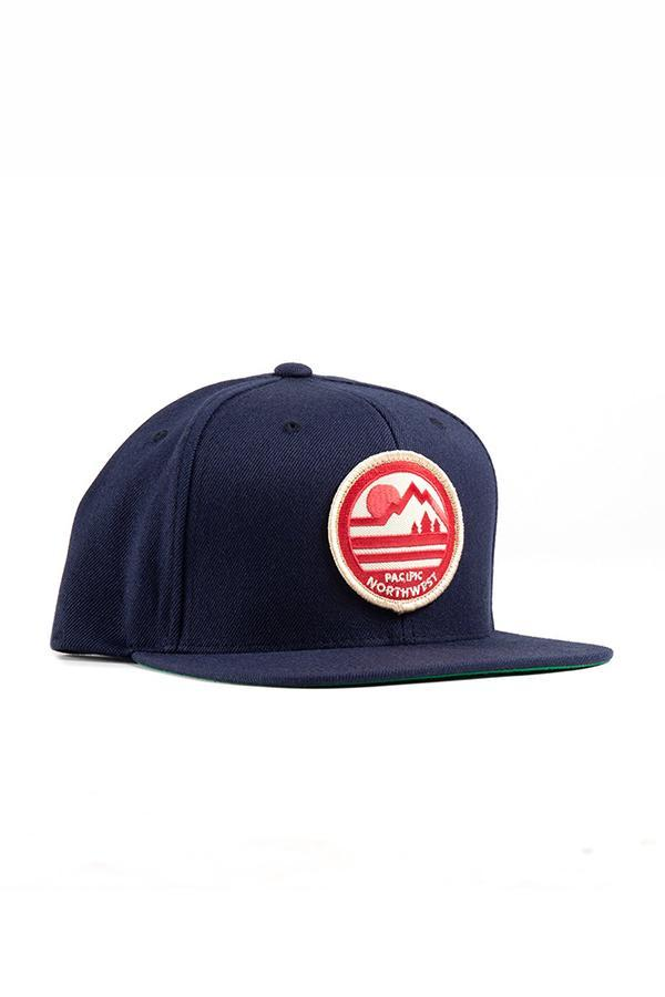 Wheeler Hat Navy