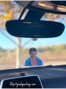 Yea Oh Greetings Eleven Air Freshener