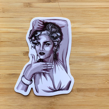 Load image into Gallery viewer, Yea Oh Greetings Madonna Sticker