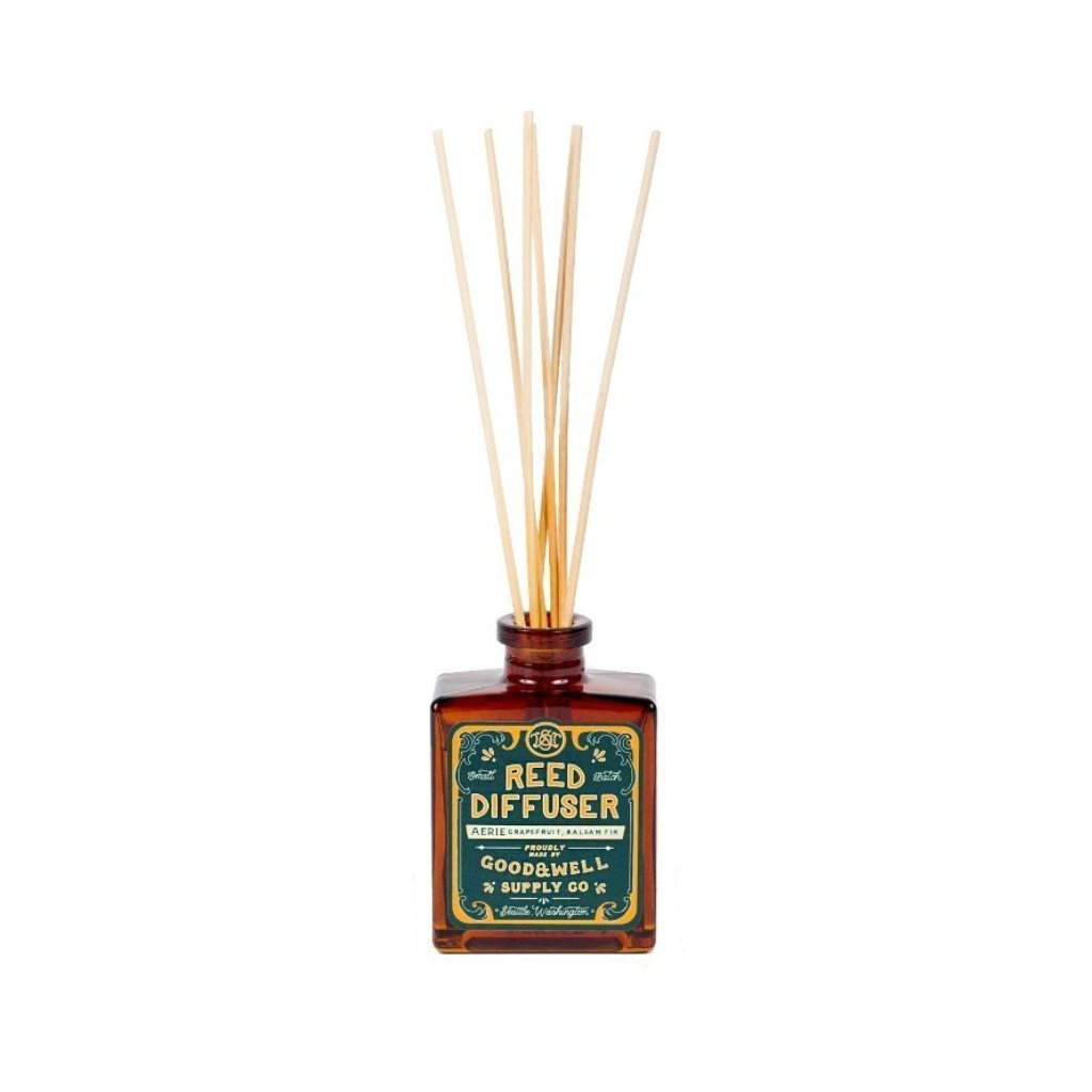 Good and Well Supply Co. Aromatic Reed Diffuser Aerie