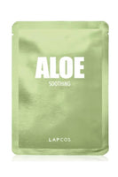 Lapcos Korean Green Aloe Face Mask