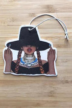 Load image into Gallery viewer, Yea Oh Greetings Beyonce Air Freshener
