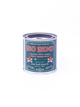 Load image into Gallery viewer, Good and Well Supply Co. Half Pint National Park Candle Big Bend