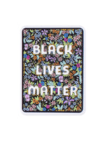The Found Die Cut Vinyl Sticker Black Lives Matter