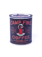 Good and Well Supply Co. National Park Pint Candle Campfire Coffee