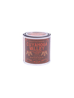 Good and Well Supply Co. Half Pint National Park Candle Cuyahoga Valley