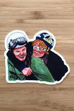 Load image into Gallery viewer, Yea Oh Greetings Dumb and Dumber 2 Sticker