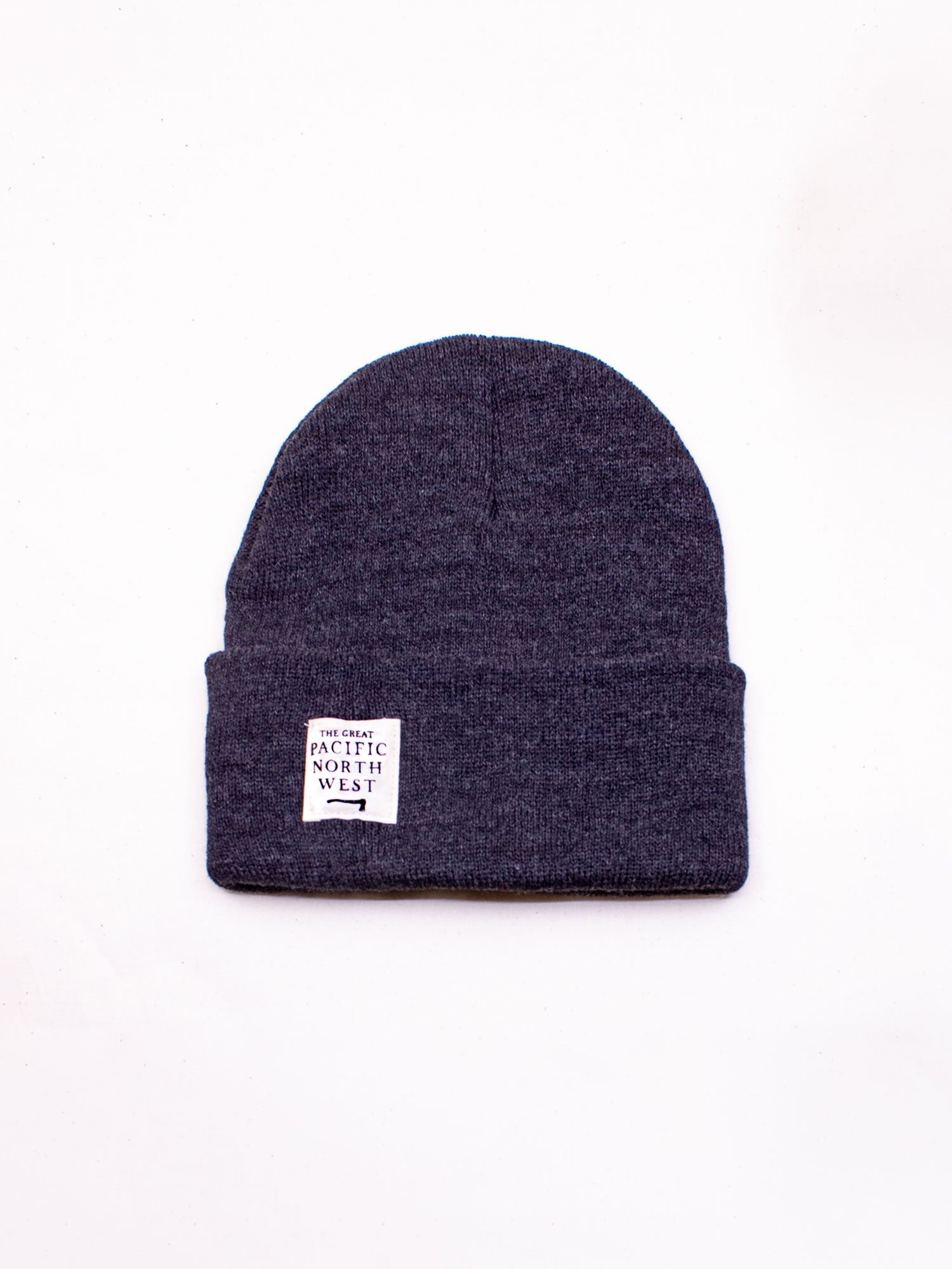 The Great PNW Lumberjack Beanie Charcoal