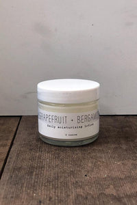 handmade. la conner 2oz Lotion Grapefruit + Bergamot