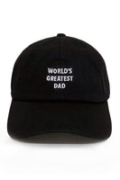 Dad Brand Apparel Greatest Dad Dad Hat