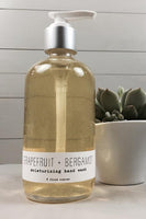 handmade. la conner 8oz Hand Wash Grapefruit + Bergamot