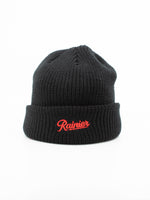 Casual Industrees Rainier Beanie Black