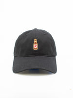 Casual Industrees Rainier Bottle Dad Hat Black