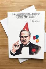 Load image into Gallery viewer, Yea Oh Greetings Godfather Birthday Card