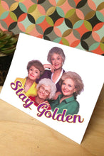 Load image into Gallery viewer, Hello Harlot Golden Girls Card