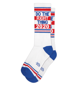 Gumball Poodle Do The Right Thing 2020 Socks